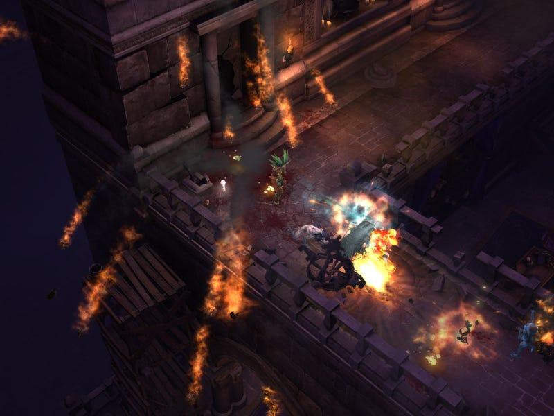 Diablo III's Witch Doctor Shows Its Feminine Side