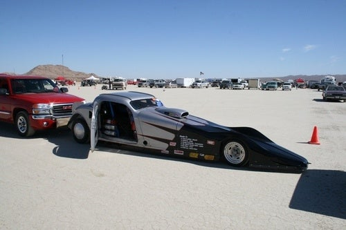 El Mirage: Going Nowhere Really, Really Fast