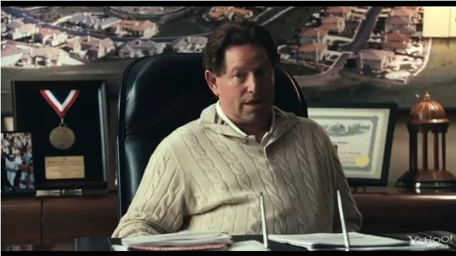 Hooray! Now We Know Why Bobby Kotick is in that Brad Pitt Movie
