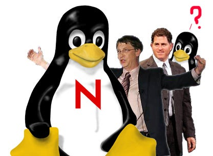 Dell and Microsoft Are Lovin' the Linux