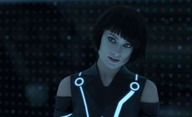 Jeff Bridges and Olivia Wilde say Tron Legacy is all about religion