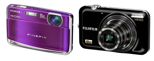 Fujifilm FinePix F300EXR: A Fast-Focusing, 15x Zoom Point-and-Shoot Camera, and Four Others