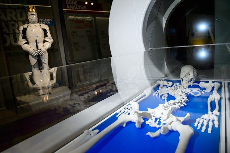 ​Recreation of Richard III's Skeleton Shows Why He Was Called an Imp