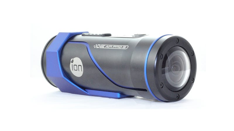 Ion Air Pro 3: The Waterproofiest Naked Action Cam Around