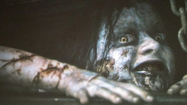 The Evil Dead remake looks graphic, gruesome and absolutely wonderful
