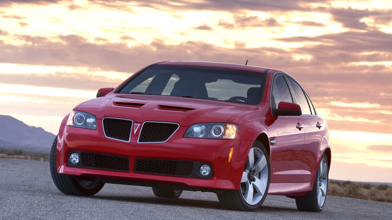 GM Knew Pontiac Was On The Ropes Before The Feds Ordered It Killed