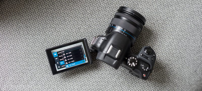 Samsung NX30 Review: An Easy, Pared-Down Camera For Beginners
