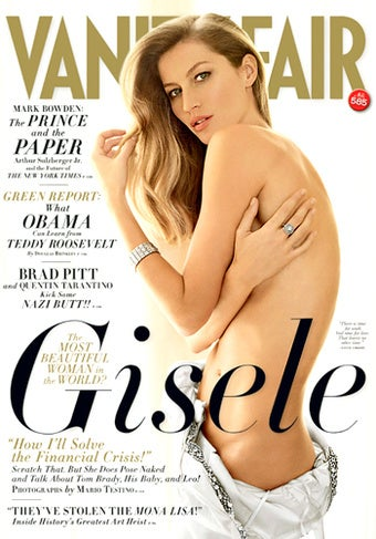 Why Can't Gisele Sell Magazines?