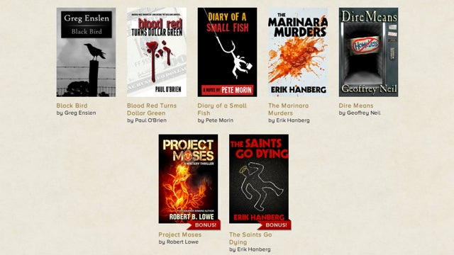 Grab a Bundle of DRM-Free Ebooks On the Cheap