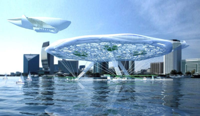 10 Scariest Futuristic Architecture Projects