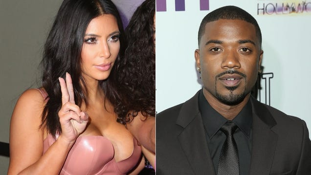 Kim Kardashian's Ass Shoot Is Helping Ray J Get Paid