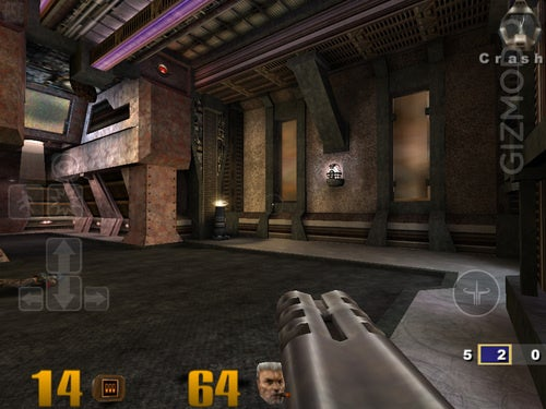 Quake Arena Gallery