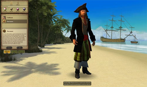 New Pirate Classes In PotBS