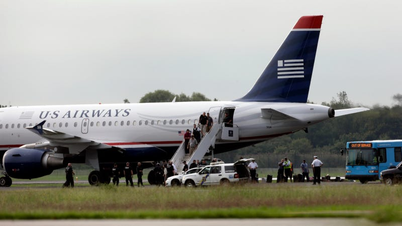Bomb Threat On US Airways Plane Actually Worst Birthday Prank Ever