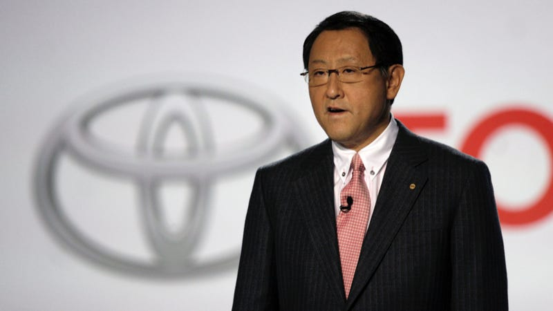 Inside Toyota's New Offensive