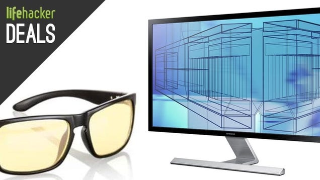 Samsung 4K on a Budget, Gunnar Optiks, and More Deals