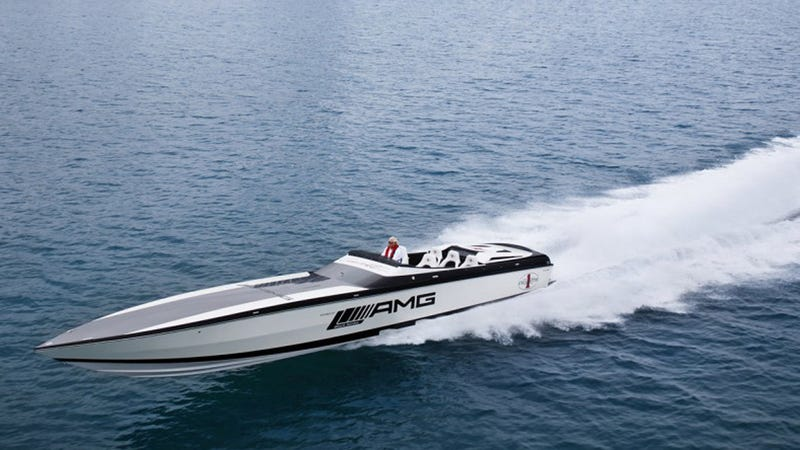 The World's Fastest Electric Boat Skims Over the Sea at 86 Knots