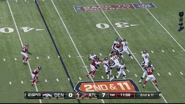 Atlanta 27, Denver 21: The Game In Two GIFs