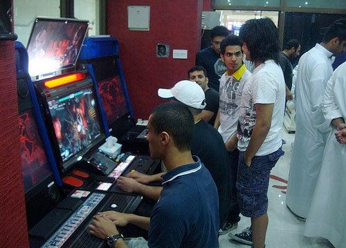 A Look Inside The Arcade Scene Of Kuwait