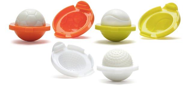 Eggs Shaped Like Golf Balls