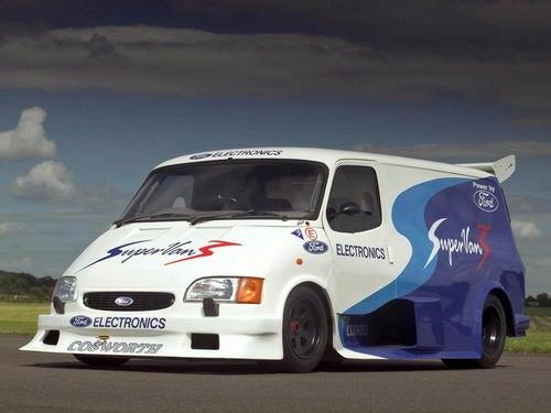 The Ford Transit SportVan Is No Supervan