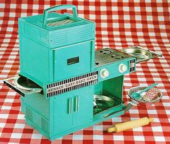 Easy-Bake Oven Creator, Ronald Howes, Dies At 83