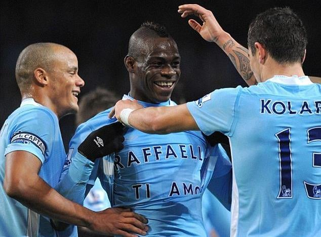 Mario Balotelli Does Things (Including Wayne Rooney's Prostitute)