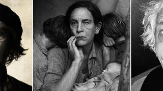 Recreating famous portraits with John Malkovich is the best art