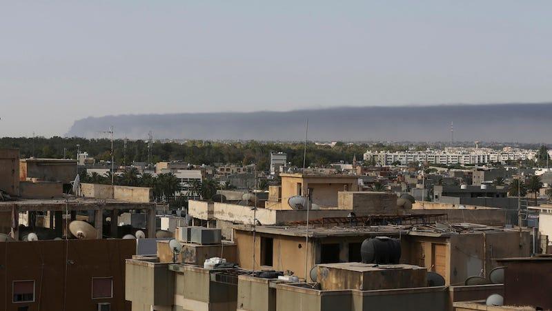US Embassy in Libya Evacuated As Militia Violence Intensifies