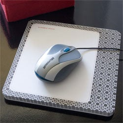 Office Supplies Fetish: Memo pad mousepad
