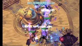 <i>Heroes Of The Storm</i> Team Recovers After Being <i>One Point</i> Away From Defeat