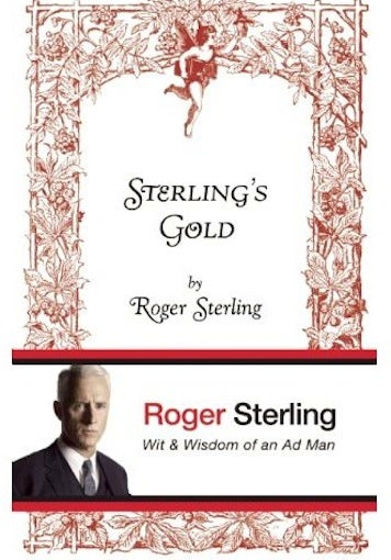 You Can Actually Buy Roger Sterling's Book