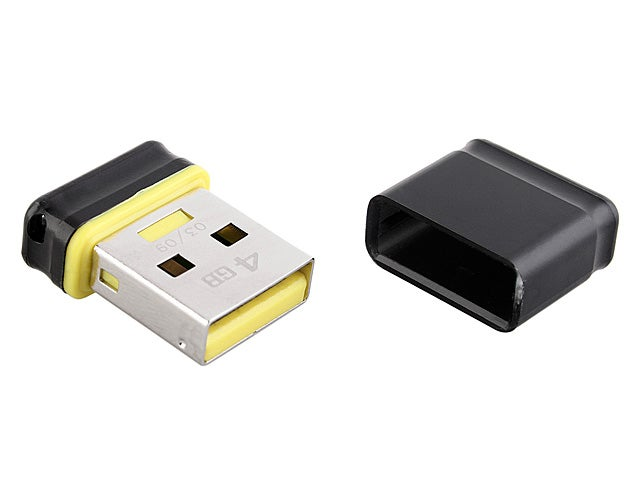 EagleTec Nano 4/8GB Flash Drive is Pri-Tay, Pri-Tay Small