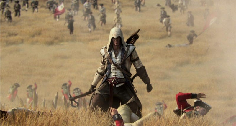 Your PC Needs to be *This* Tall to Play Assassin's Creed III
