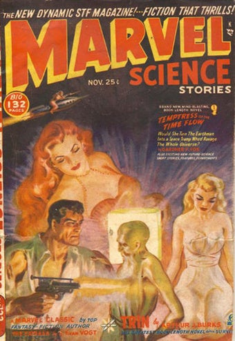 The Golden Age of Science Fiction: A Pulp Primer, Pt. 2