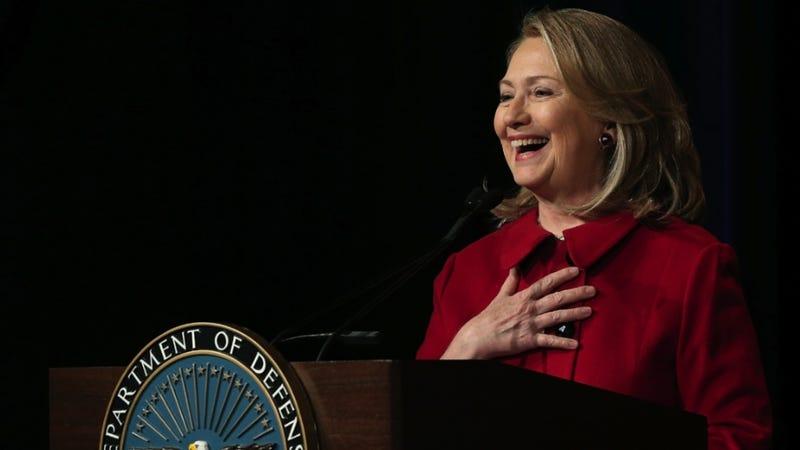 Bill Clinton: Leave Hillary ALONE (Sob)