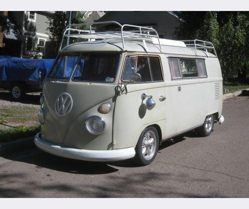 VW Transporter Stereotypes Shot Full Of Holes In Telluride!