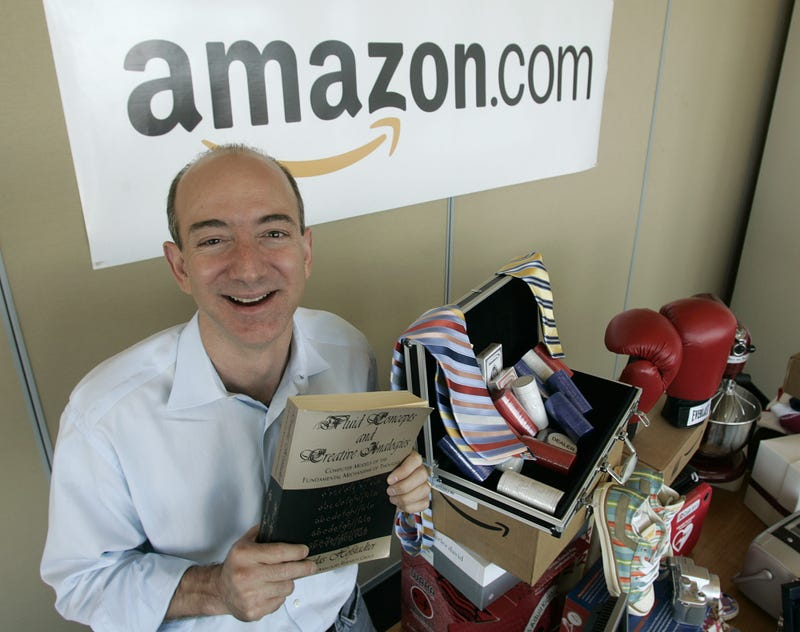 Inside Amazon's Bizarre Corporate Culture
