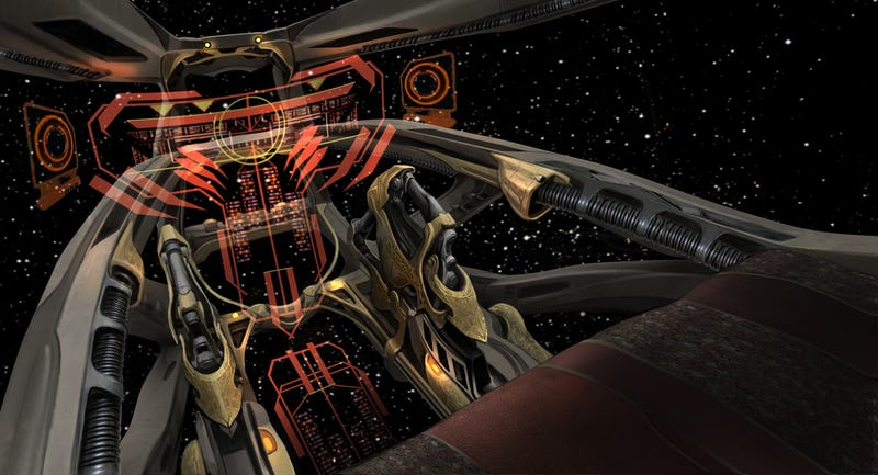 The Art Behind Star Citizen, Space Gaming's Triumphant Return