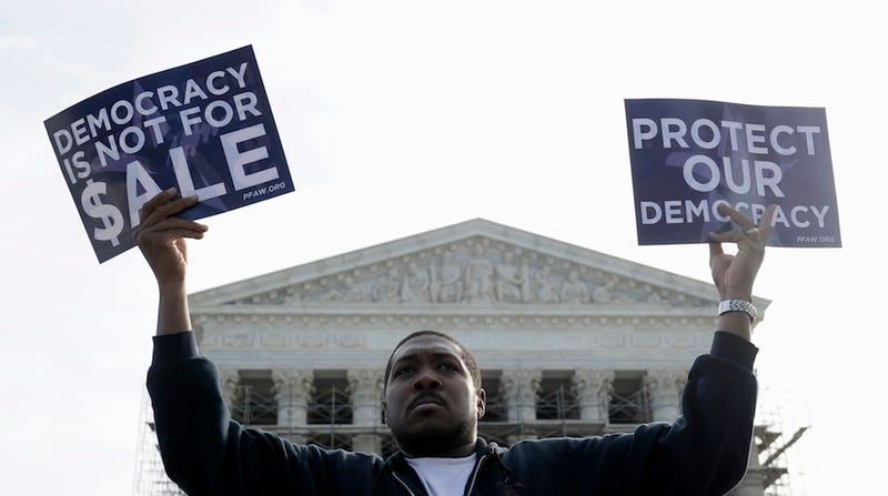 Supreme Court Creates Gaping New Loopholes for Campaign Contributions