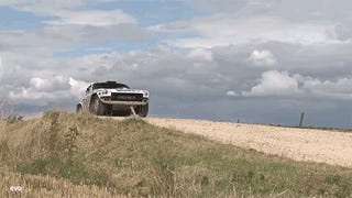 Jumping A Rally-Spec Datsun 240Z Is What I Want To Do For A Living