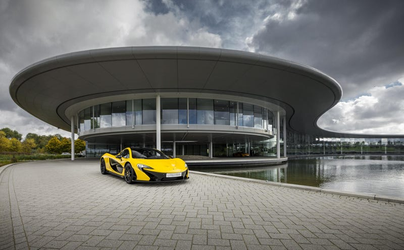 Performance Figures For The McLaren P1™ Confirmed As The First Customer Car Is Delivered