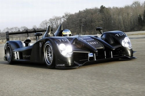 The Double-Nosed Audi R15 TDI Plus