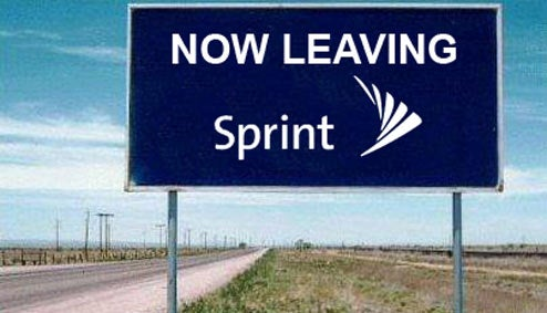 Sprint Loses 1 Million Customers While Everyone Else Gains