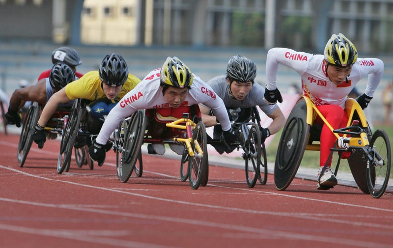 How Paralympians Cheat By Injuring Themselves