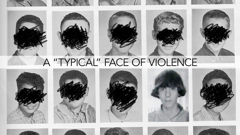 The Unbearable Invisibility of White Masculinity: Innocence In the Age of White Male Mass Shootings