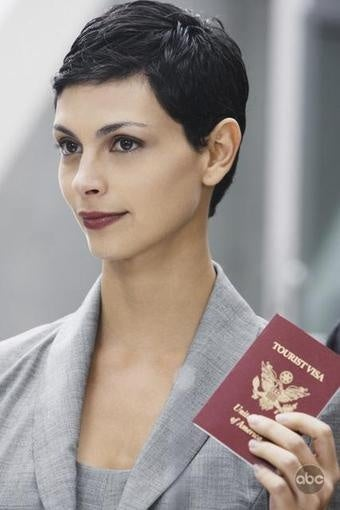 Morena Baccarin: I Am Not Obama