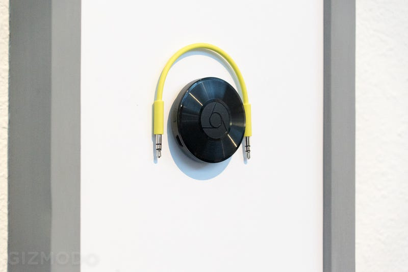 Chromecast and Chromecast Audio Hands-On: Damn, These Seem Promising