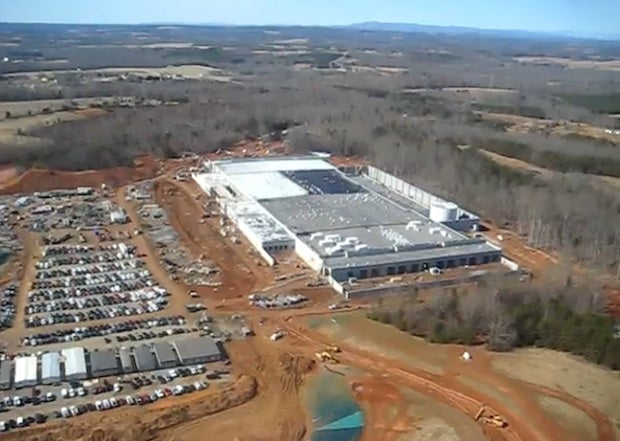 Apple to Stress Test Their New $1 Billion Data Center Today