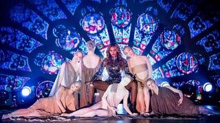 Watch Beyoncé's Entire Flawless VMA Performance
